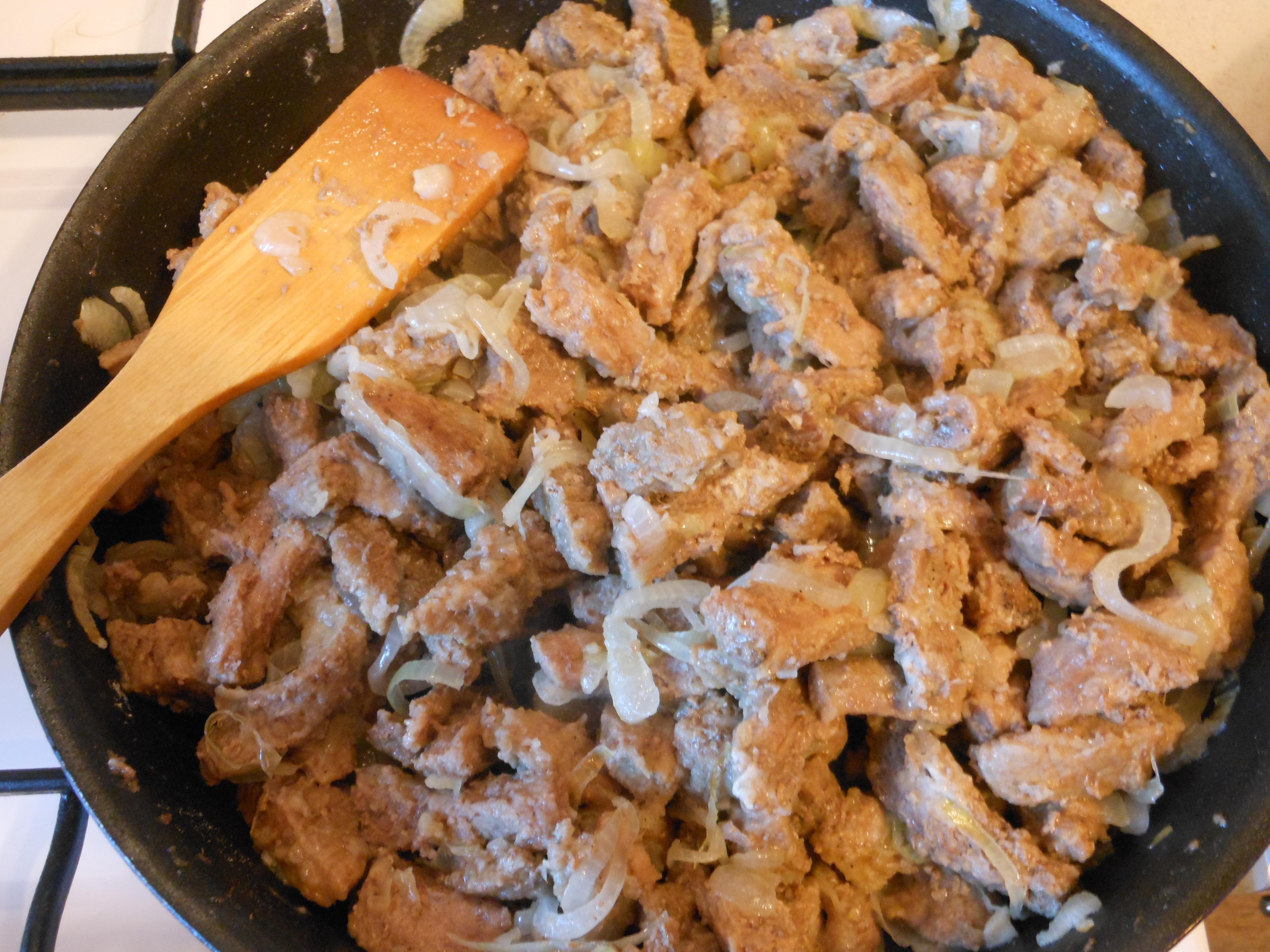 Как готовить бефстроганов из говядины рецепт