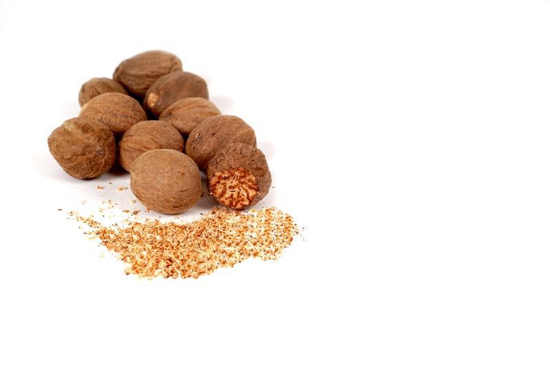 Мускатный орех для похудения