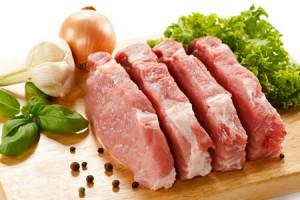 Свинина в диете