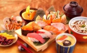 Особенности японской традиционной системы питания