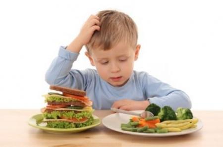 Питание детей при аллергии