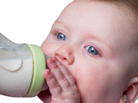 Питание грудничков при аллергии