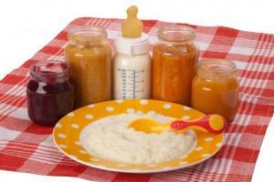 Особенности питания ребенка-аллергика до года