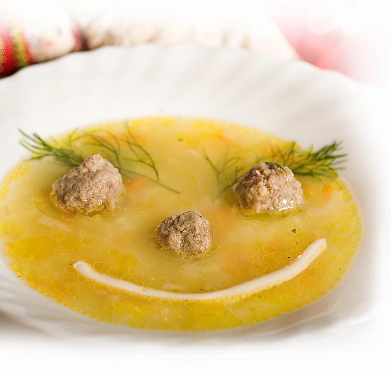 рецепт супа при аллергии