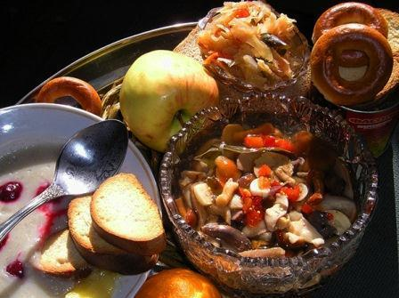 Православное питание - правила