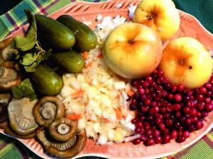 Как должны православные люди питаться в будни, праздники и посты?