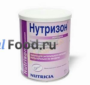 Энтеральное питание