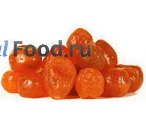 Цукаты из мандарин