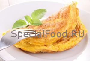 Омлет из яиц
