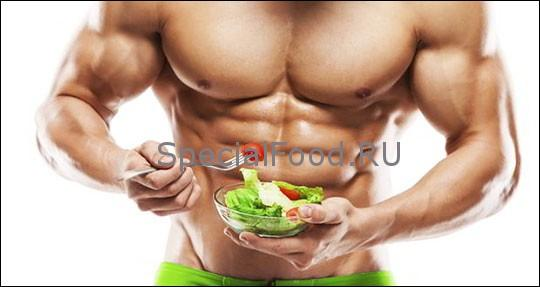 Предсоревновательная диета бодибилдера
