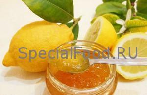 Варенье из лимона