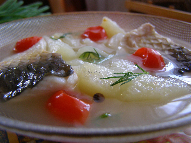 Уха из пиленгаса – пошаговый рецепт с фото