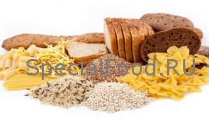 Крупы и хлеб