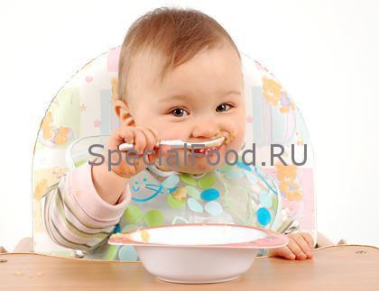 Мясо для детей
