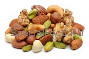 Как проявляет себя аллергия на орехи симптомы