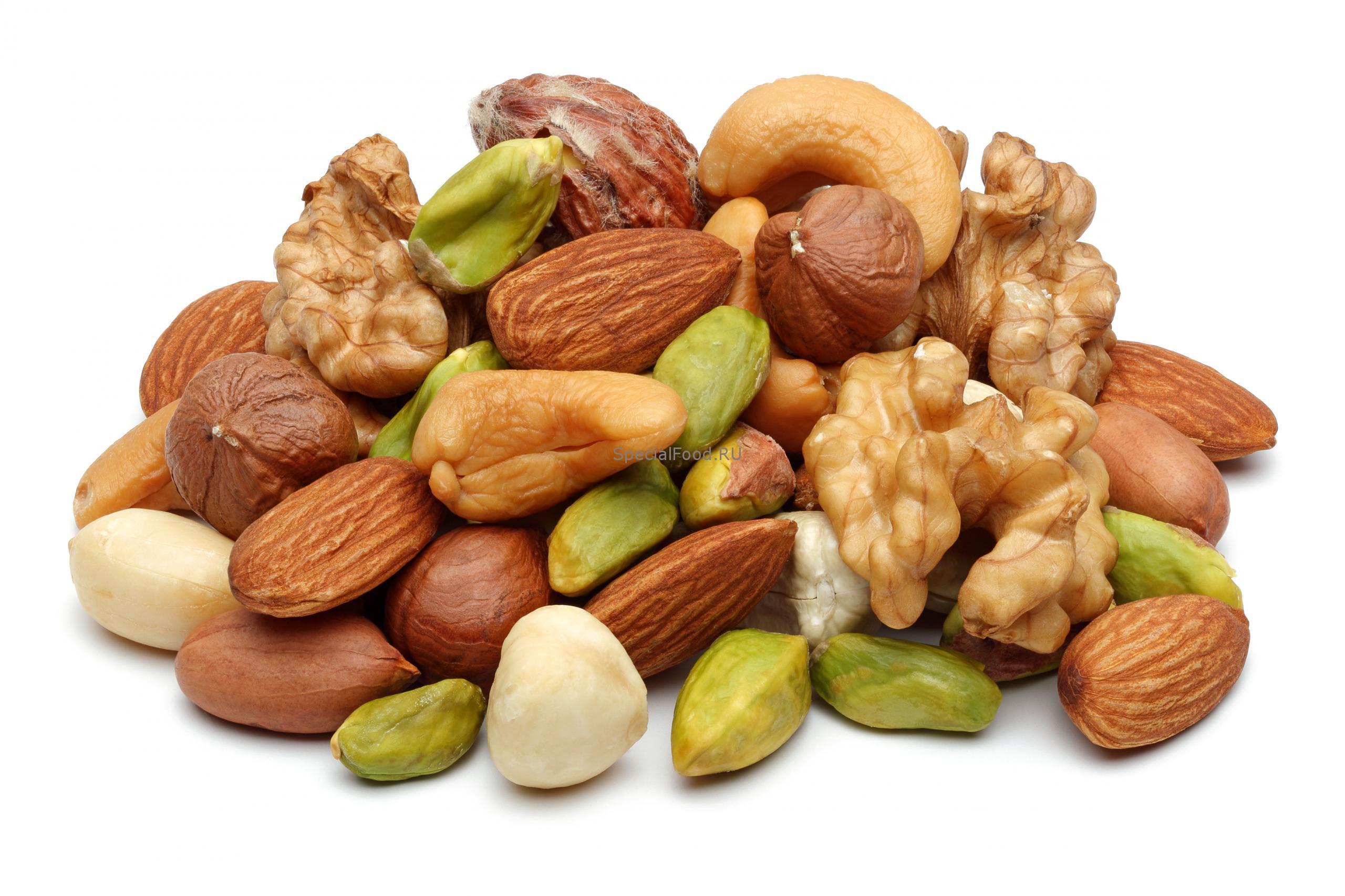 Низкоуглеводные Орехи