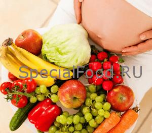 Питание при тошноте у беременных
