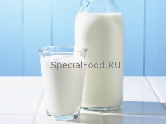 можно молоко при аллергии