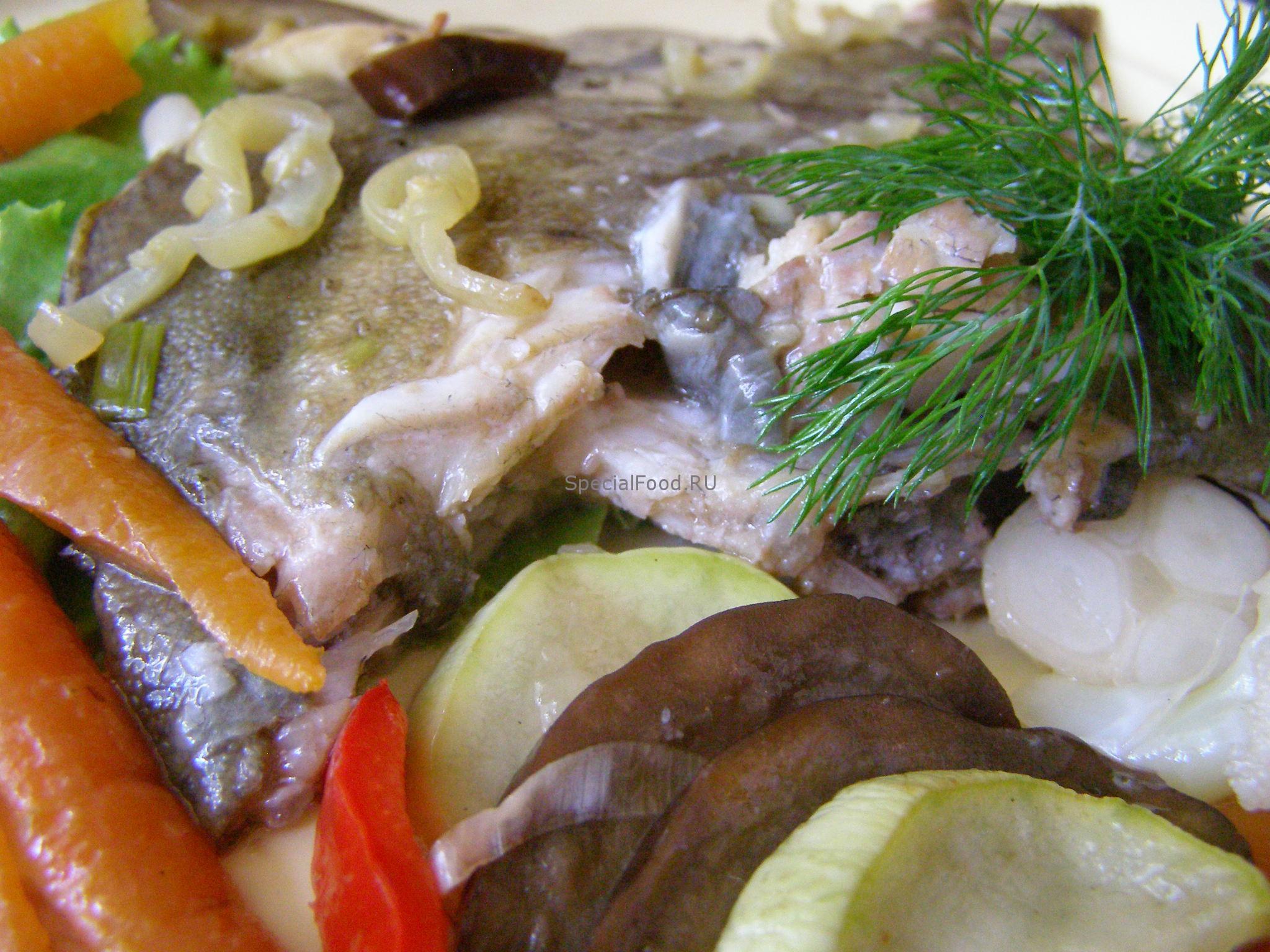 Камбала как приготовить диетически