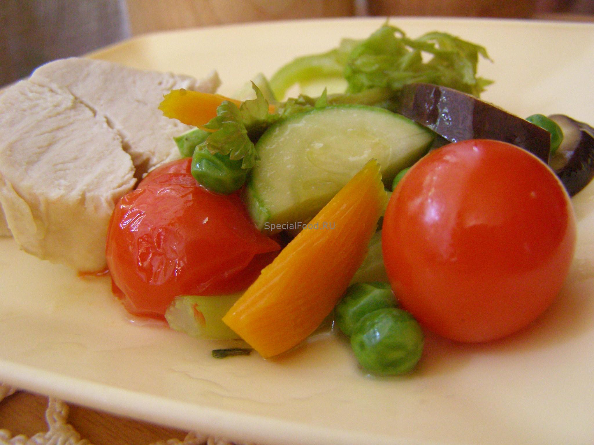ужин диеты 5 рецепты
