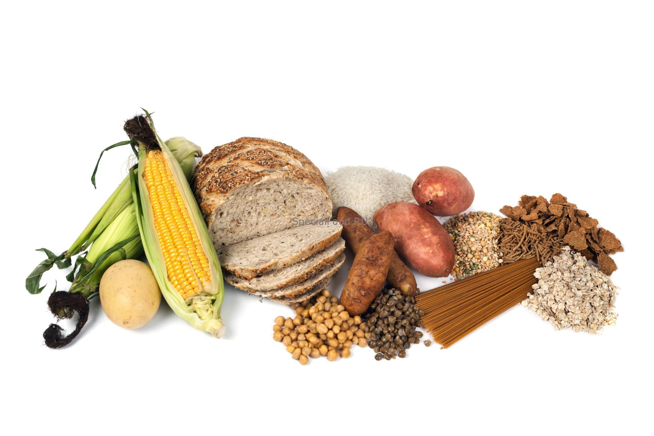 Углеводная пища