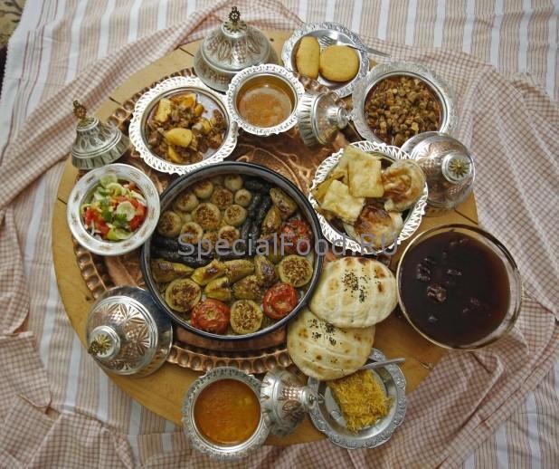Пища мусульман