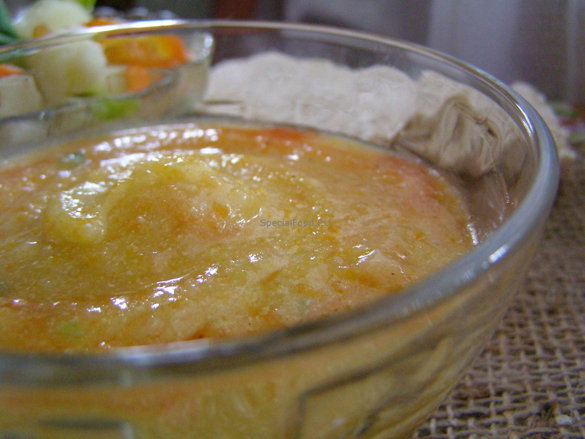 Пюре из тыквы и картофеля рецепт пошагово