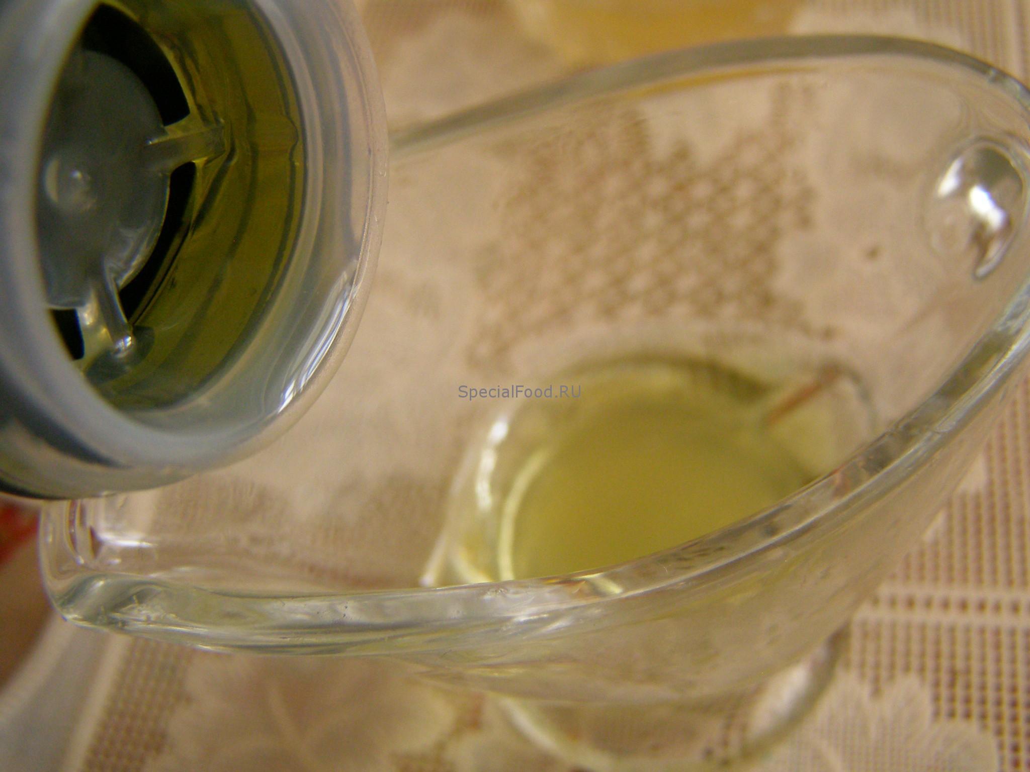 Оливковое масло
