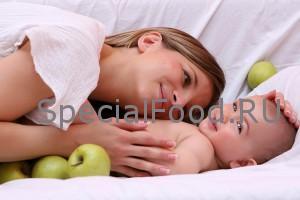 Счастливая мама