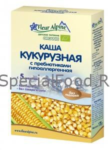 Детская кукурузная каша