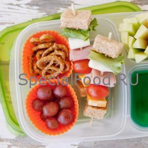 Полезные перекусы в школу ребенку – 5 вариантов, что дать с собой на ланч