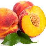 пищевая ценность персика
