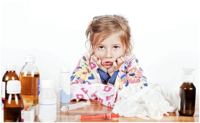Авитаминоз у ребенка