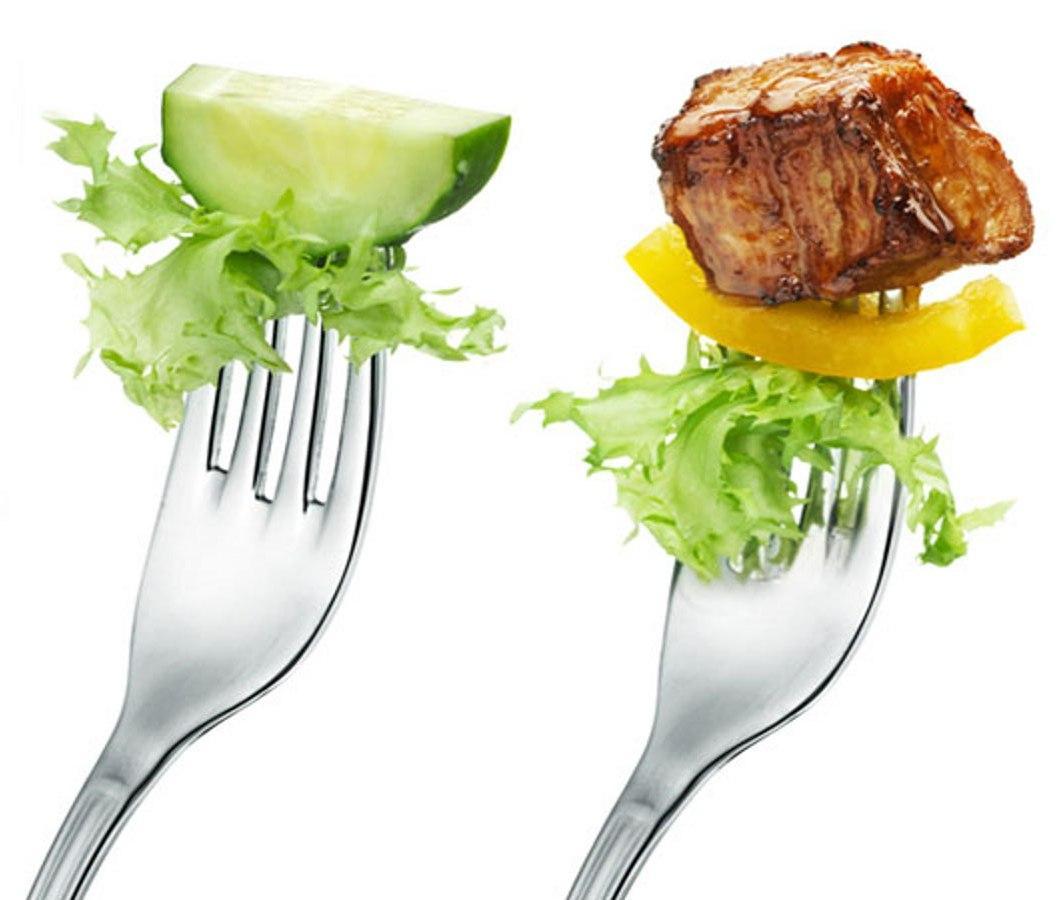 Вегетарианство и мясо