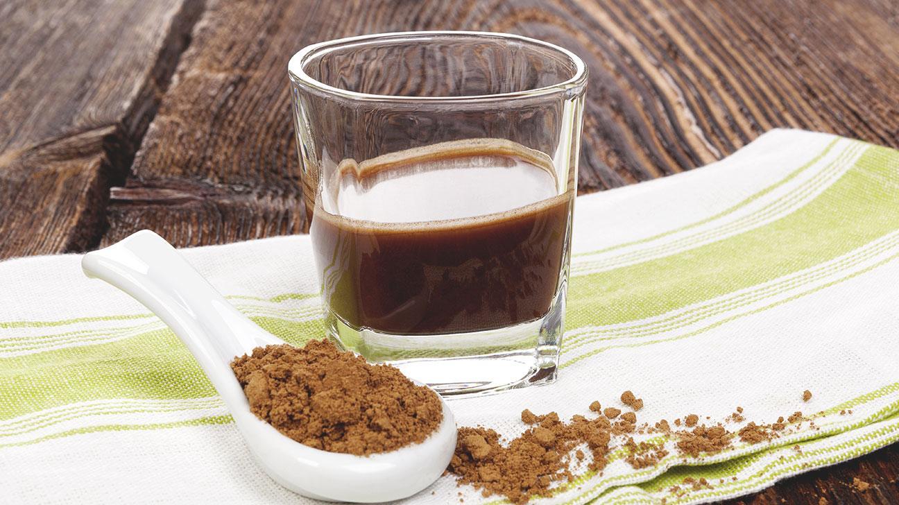 Грибной кофе