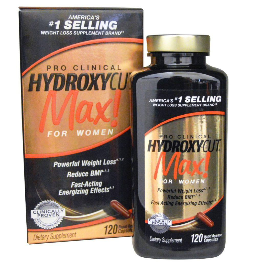 Hydroxycut MAX Pro