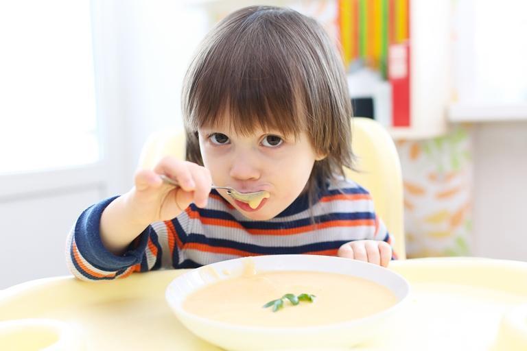 Диета при стоматите у ребенка