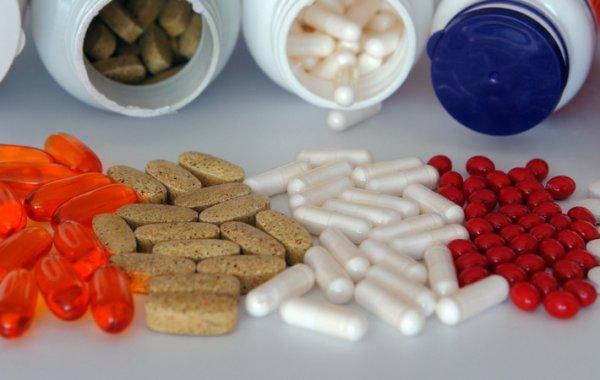 Витамины, минералы для похудения при спортивных нагрузках