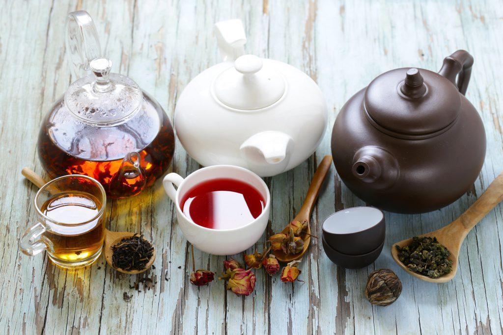 Выбираем сорта чая