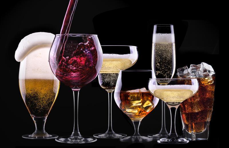 Алкогольные напитки к шашлыку
