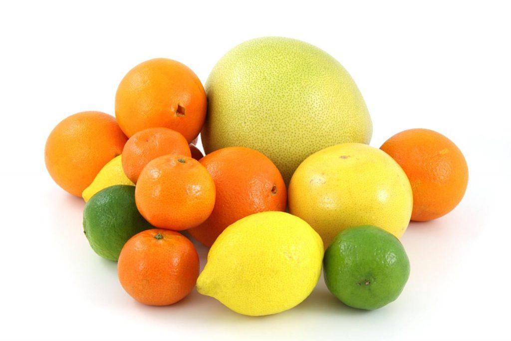 Влияние цитрусовых на плод