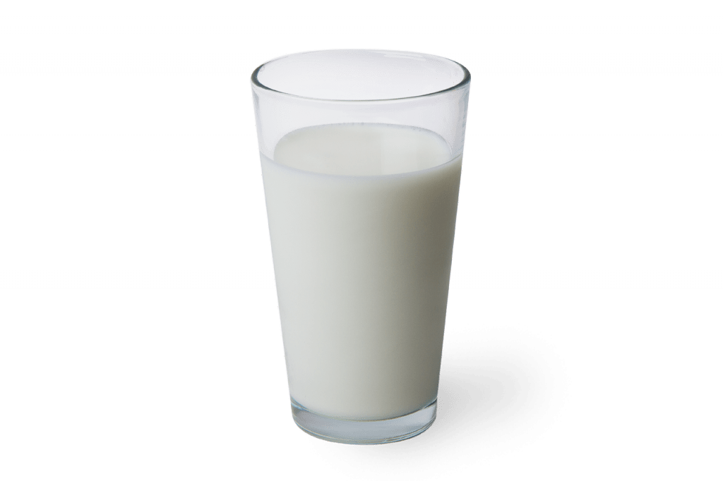 Стакан молока при язве