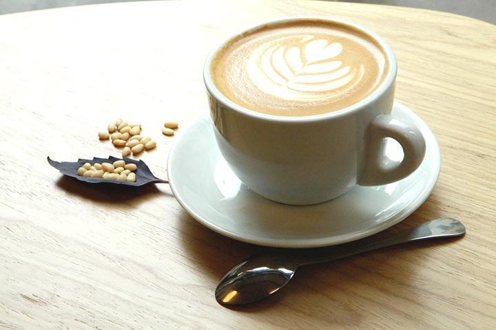 Кофе с кедровыми орехами