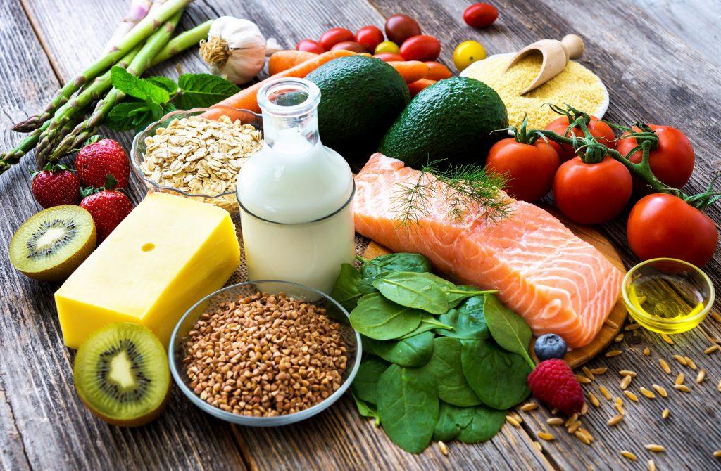 Продукты диеты «2 кг за неделю»