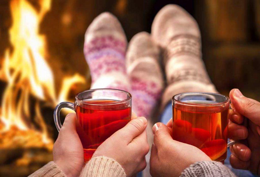 Напитки для зимы