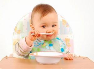 Курица в детском питании