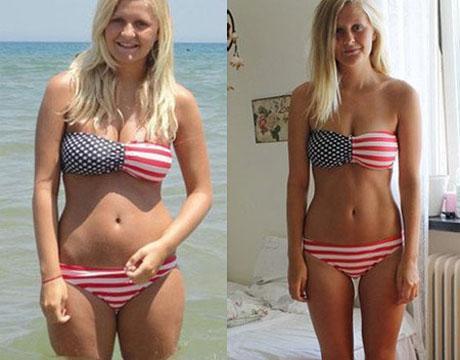 Диета Дюкана - фото до и после
