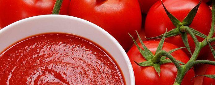 Помидоры, томатная паста, кетчуп в диете - вред и польза