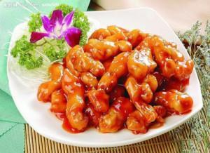 Китайский обед