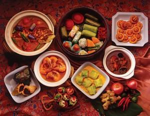 Китайский ужин